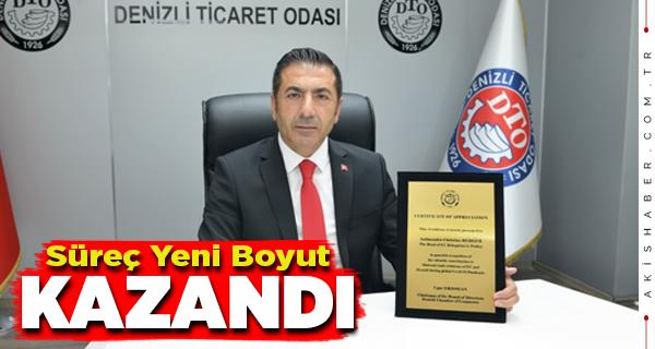Başkan Erdoğan Berger'le Webinar'da Buluştu
