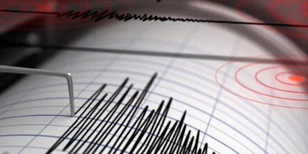 Burdur 3.8 ile şiddetinde deprem