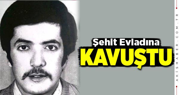 Ülkücü Şehit Cengiz Şen'in Babası Vefat Etti