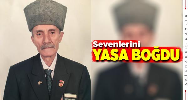Denizli'de Kıbrıs Gazisi Mehmet Hayri Vefat Etti