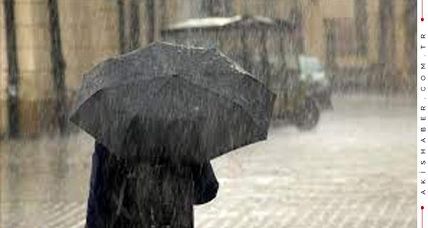 Meteoroloji Uyardı! Denizli'ye Yağmur Geliyor
