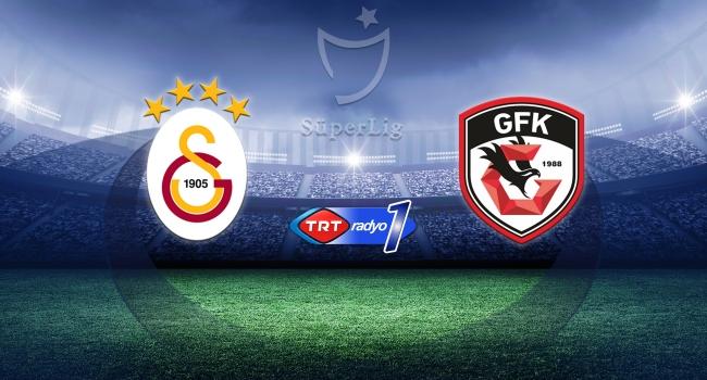 Galatasaray Gazişehir Gaziantep maç özeti izle