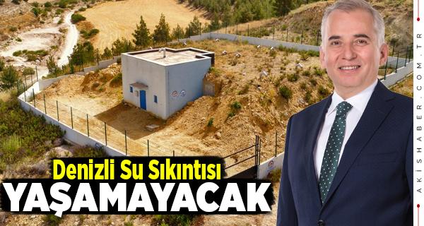 Büyükşehir DESKİ'den 6 Mahallede Hayati Proje