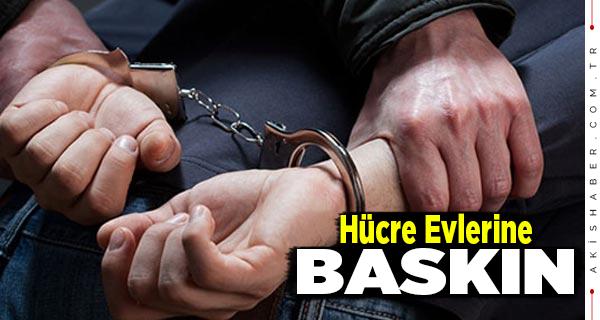Denizli'de Terör Örgütlerine Operasyon: 2 Tutuklama