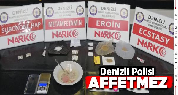 Denizli'de Eş Zamanlı Operasyon: 9 Tutuklama
