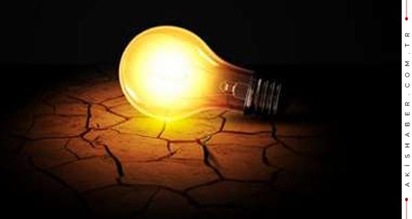 Denizli'de Haftanın İlk Günü Elektrik Kesintisi