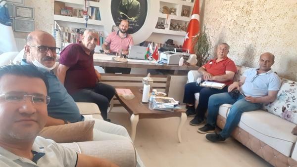 Iğdırlı Gazetecilerin O Projesine Onay çıktı