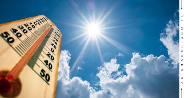 Denizli'de O Güne Dikkat! 40 Derece Olacak