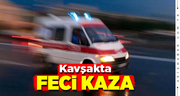 Denizli'de Ticari Araçla Traktör Çarpıştı: 5 Yaralı
