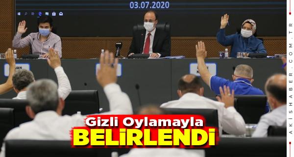 Pamukkale Belediye Meclisi'nde Sıkı Önlemler