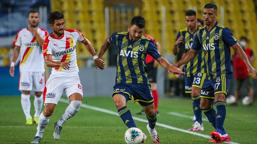 Fenerbahçe emin adımlarla
