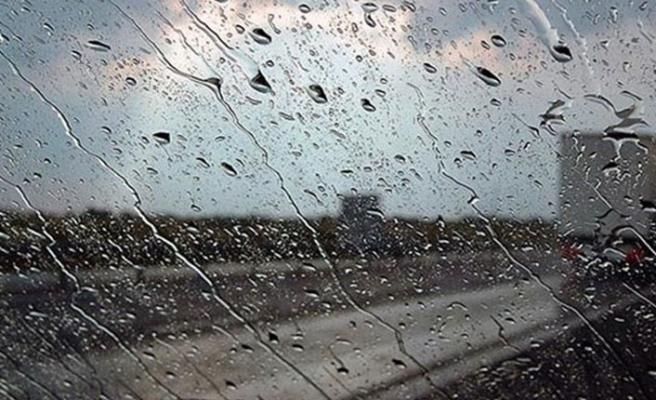 Denizli'nin imdadına yağmur yetişti