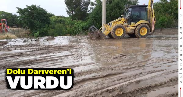 Acıpayam Belediyesi'nden Sel Sonrası Destek