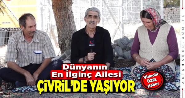 Dünya'nın En İlginç Ailesini Akishaber Buldu