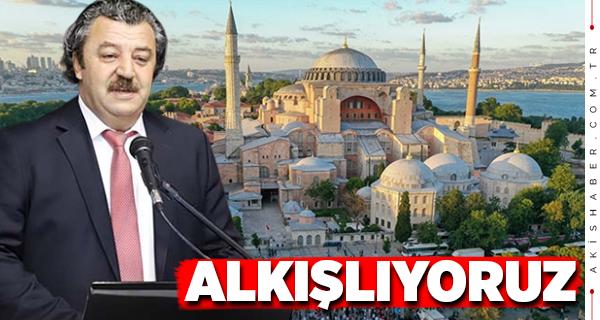 Denizli Türk Ocaklarından Ayasofya Açıklaması