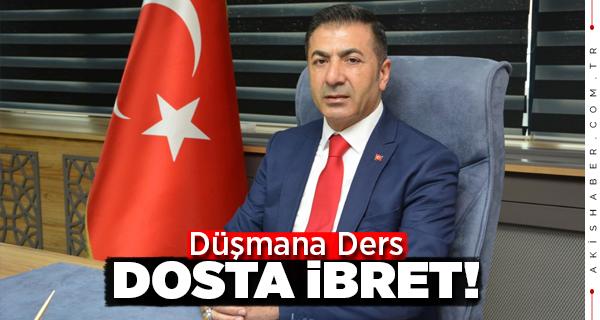 Başkan Erdoğan: Canımızı Ortaya Koyarız