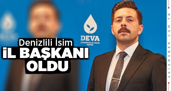 Deva Partisi Kırıkkale'de Bir Denizlili'ye Emanet