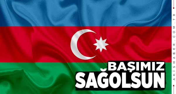 Kardeş Azerbaycan'da 11 Şehit