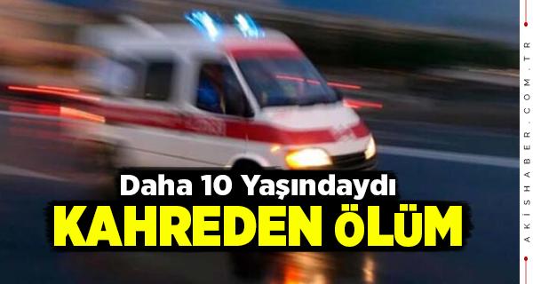Denizli'de Traktör Kazasında 10 Yaşındaki Çocuk Öldü