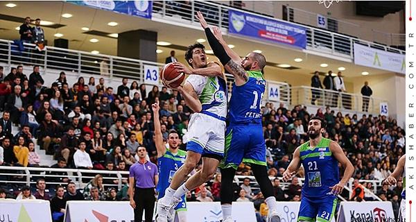 Merkezefendi Basket Seyirciye Danışıyor