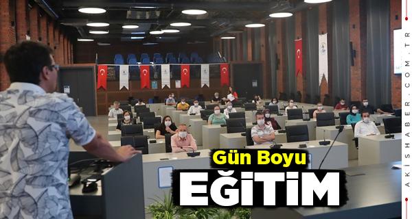 Başkan Örki: Elimizden Geleni Yapıyoruz