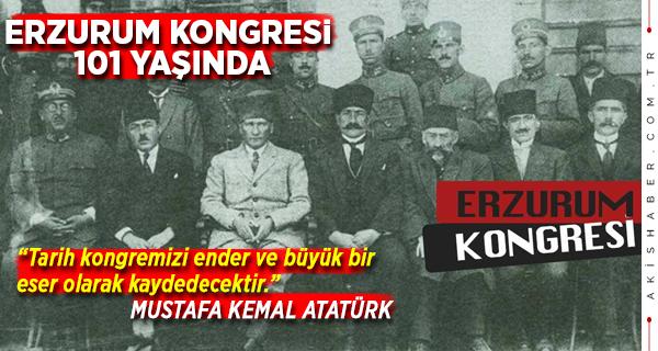 Erzurum Kongresi'nde Hangi Kararlar Alındı?