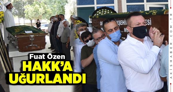 Denizlispor Kurucularından Fuat Özen Defnedildi