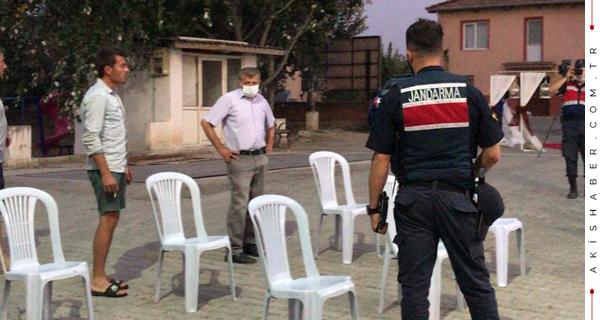 Sarayköy'de Düğün Denetimleri Sıklaştırıldı