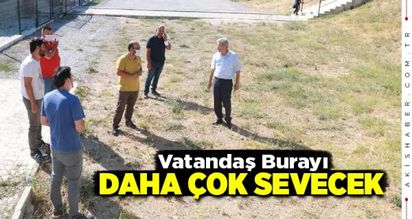 Acıpayam Atatürk Stadyumu Elden Geçecek