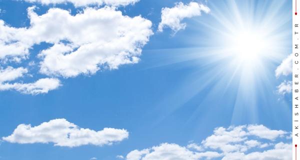 Bayramda Denizli'de Hava Nasıl Olacak?