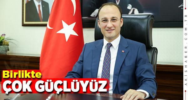 Başkan Örki: Evin Oğlu Gibi Olacağız