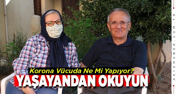 Denizli'de Koronayı Yenen Adam Konuştu: Ölümle Burun Buruna Geldim