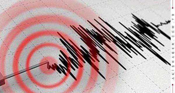 5.7'lik Deprem Korkuttu! Flaş Açıklamalar
