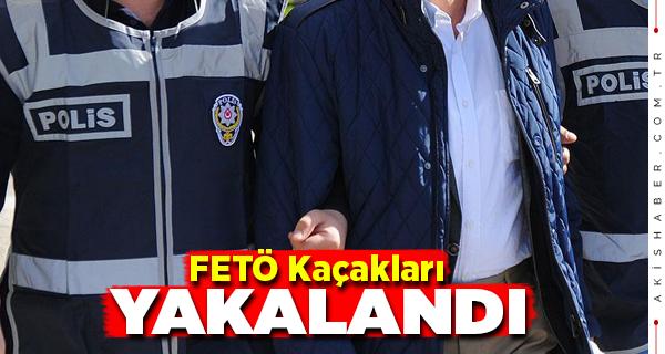 Denizli'de FETÖ'den Aranan 2 Kişi Tutuklandı