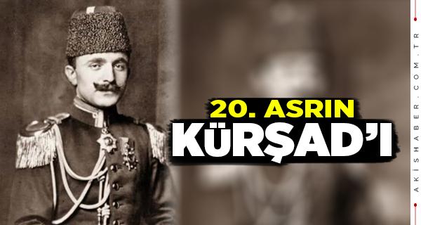 20. Asrın Kürşad'ı ve Ceditçisi Şehit Enver Paşa Hatırasına