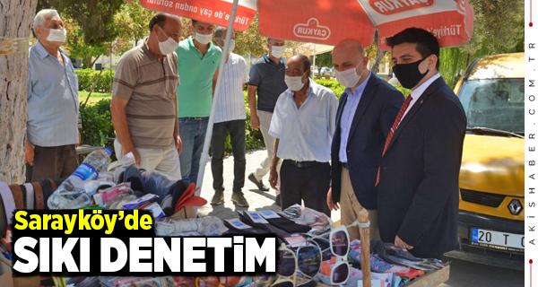 Başkan Özbaş: Sarayköy'de Minimum Düzeyde