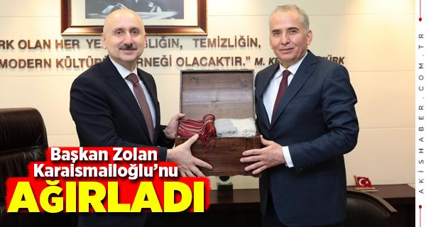 Başkan Zolan: Güzel Yatırımlar Devam Edecek