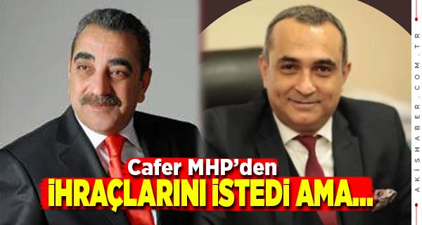Cafer, MHP'yi Temizlemek İstiyor!!!