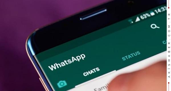 WhatsApp'tan Yeni Özellikler Ardarda