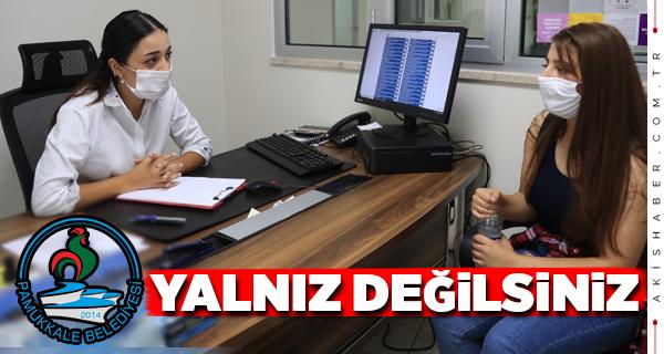 Gençlere Hassas Dönemde Pamukkale Belediyesi Desteği
