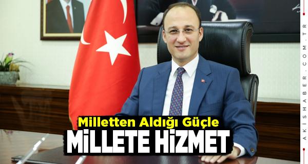 Başkan Örki'den 19. Yıl Mesajı