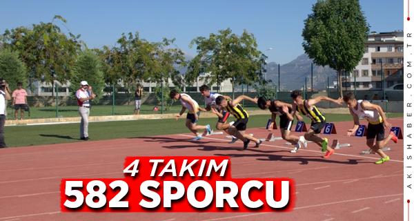 Büyükşehir 2 Spor Etkinliğinin Ev Sahibi Oldu