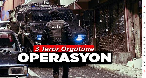 Denizli'de Hücre Evine Operasyon: 8 Tutuklama