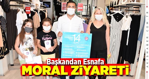 Başkan Erdoğan Esnafa Desteğini Aralıksız Sürdürüyor