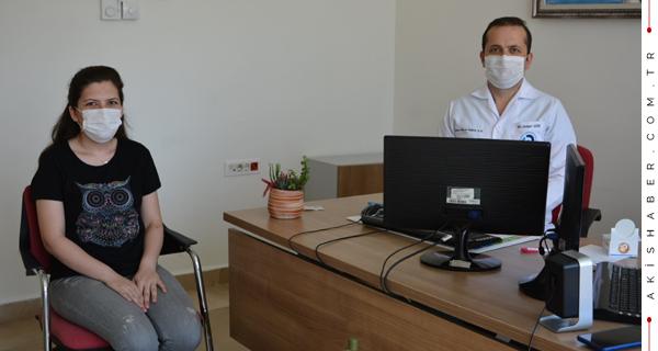 Büyük Sıkıntısından PAÜ Hastanesinde Kurtuldu