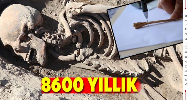 Ekşi Höyük'teki Kazılar İnsanlık Tarihine Işık Tutuyor