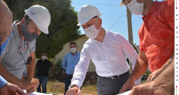 Başkan Özbaş'tan Sarayköy İçin Müjde