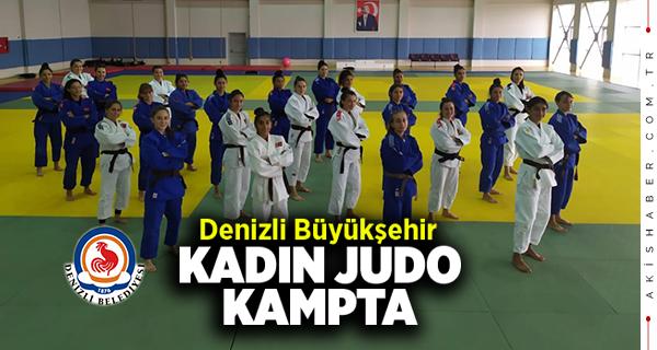 Kadın Judo Takımı Kampı Trabzon'da yapıyor