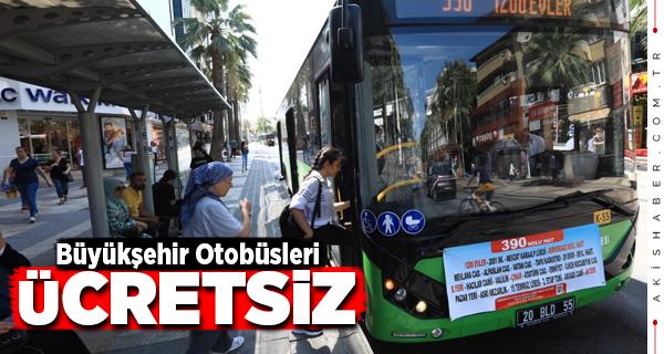 Büyükşehir'den Öğrencilere KPSS Jesti