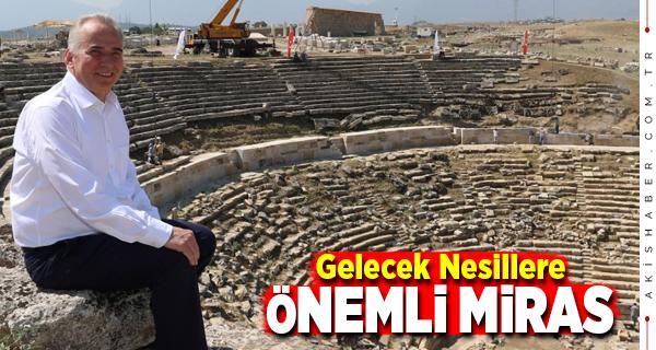 Büyükşehir'den Kültür Turizmine Dev Katkı